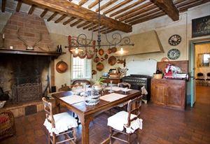Villa Astri Vista Mare : Kitchen