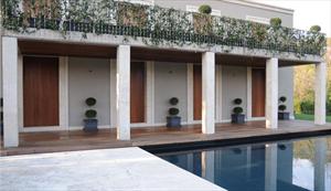 Villa Colombo : Outside view
