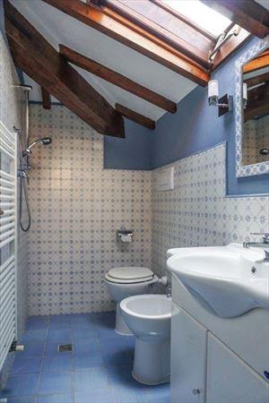 Villa Hermitage : Bathroom with shower