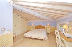 Villetta Gabbiano : спальня с двуспальной кроватью