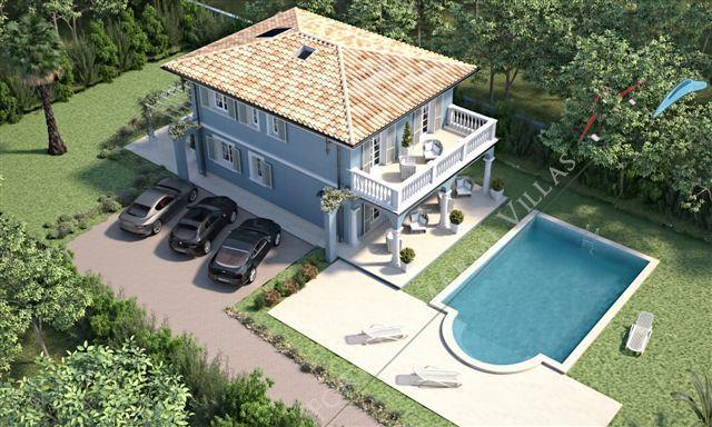 Villla  Grace - Villa singola Marina di Pietrasanta