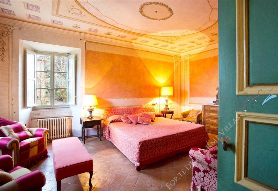 Villa Astri Vista Mare : Double room