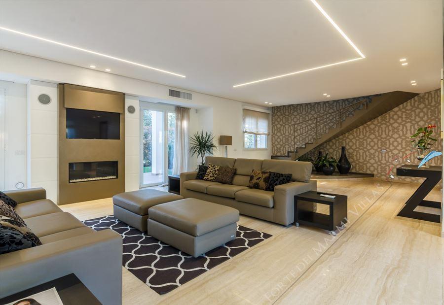Villa New Roma Imperiale  : Lounge