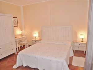 Villa del Duca : Double room