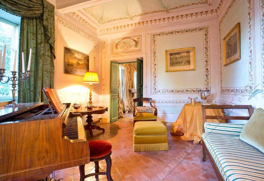 Villa Astri Vista Mare : Inside view