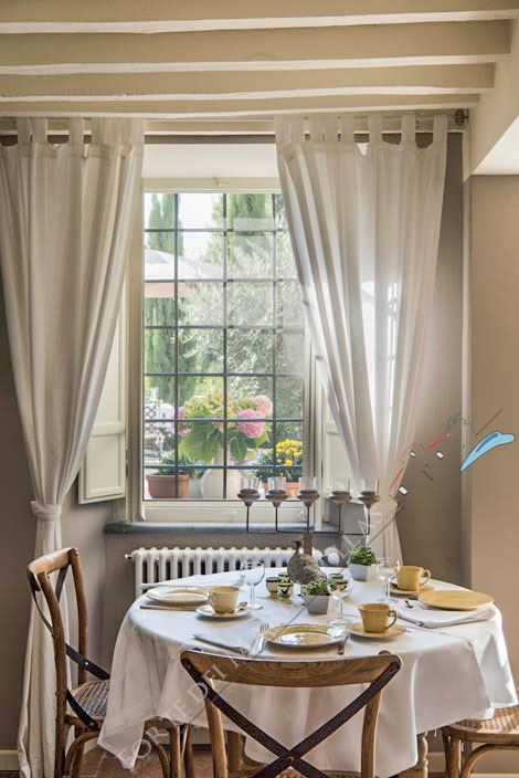 Villa Elisa : Sala da pranzo