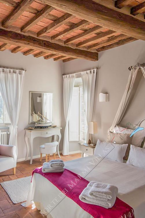 Villa Elisa : Camera matrimoniale
