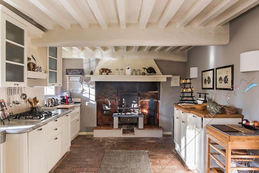 Villa Elisa : Cucina