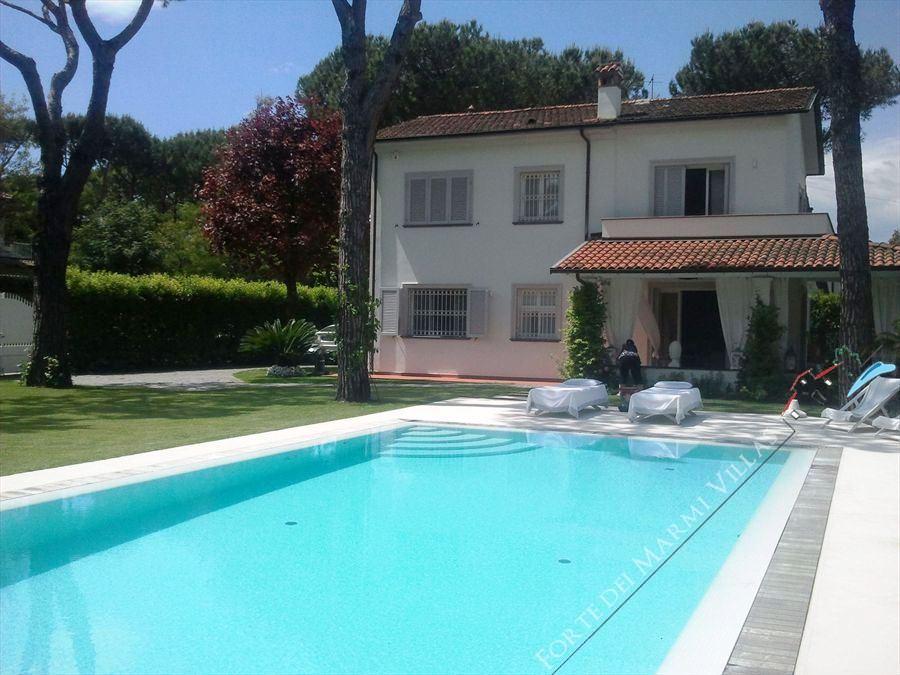 Villa Quite  - Detached villa Forte dei Marmi