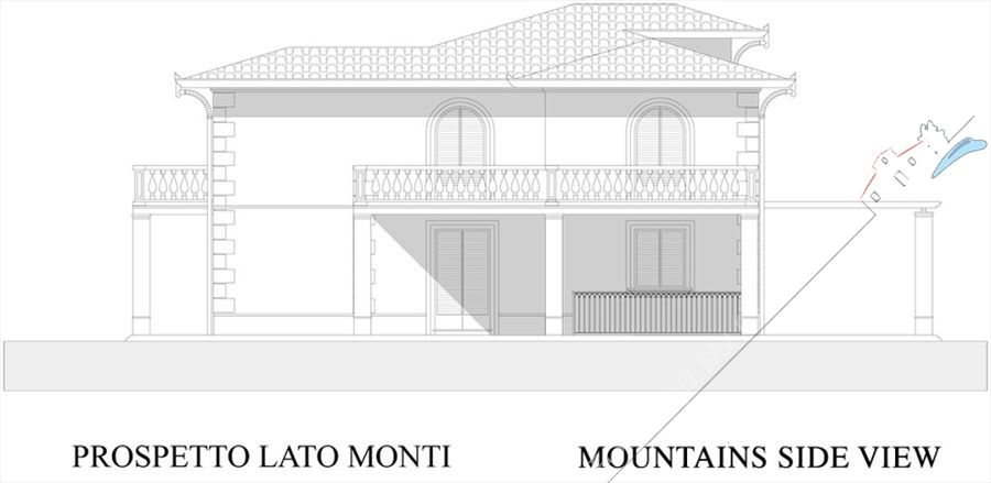 Villa Dominus  : Vista esterna