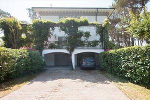 Villa residenza d epoca  : Vista esterna