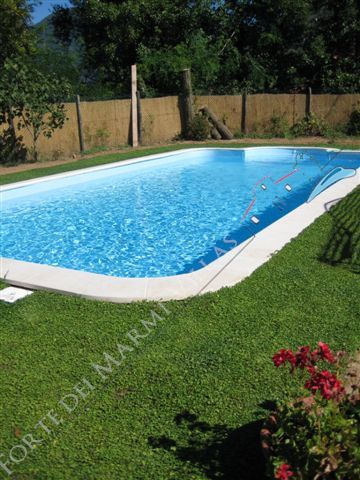 Villa Limonaia detached villa to rent Camaiore