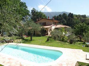 Villa Marianna - Detached villa Camaiore