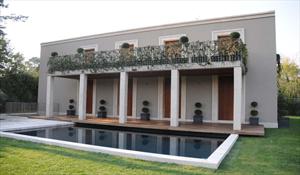 Villa Colombo: Detached villa Forte dei Marmi