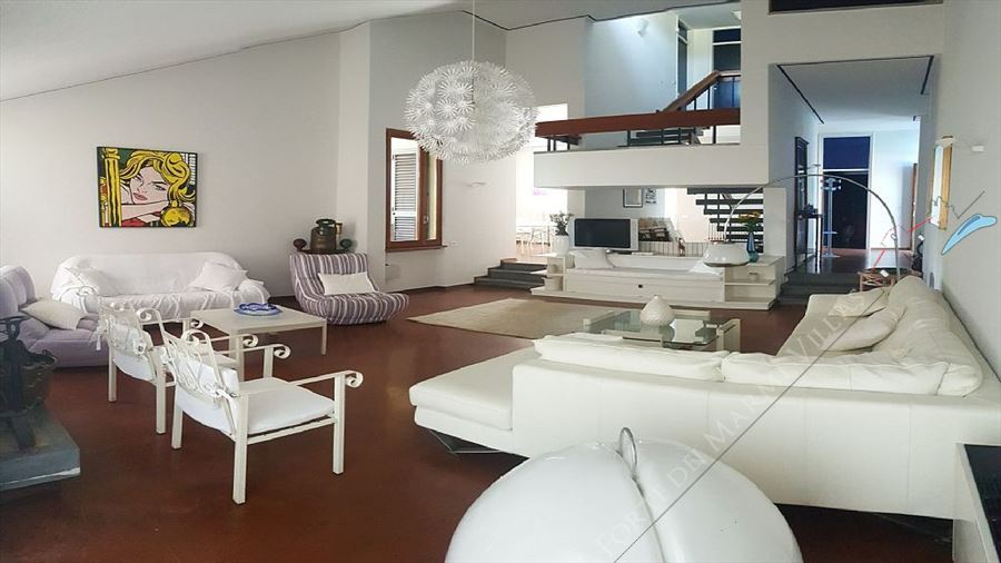 Villa  Pieraccioni  : Living Room