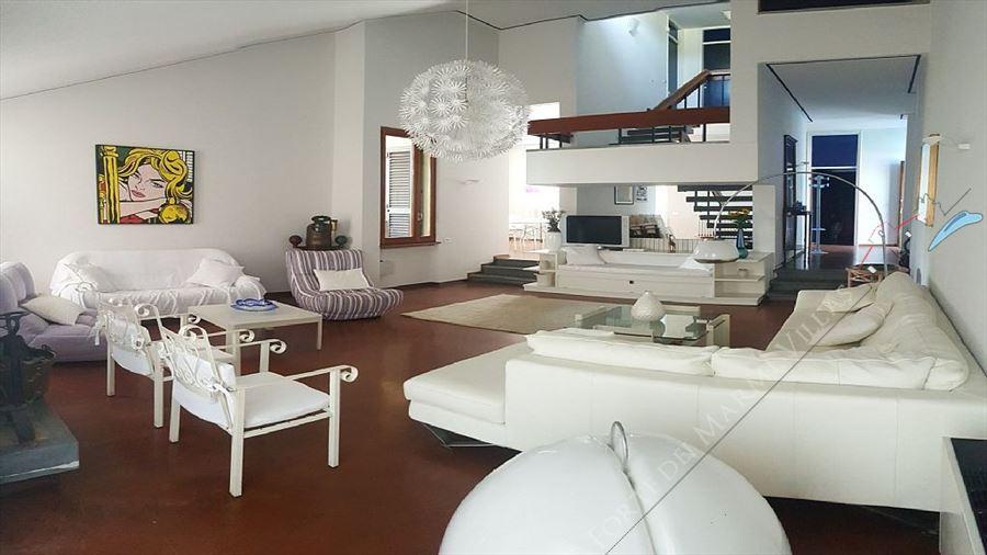 Villa  Pieraccioni  : Living room