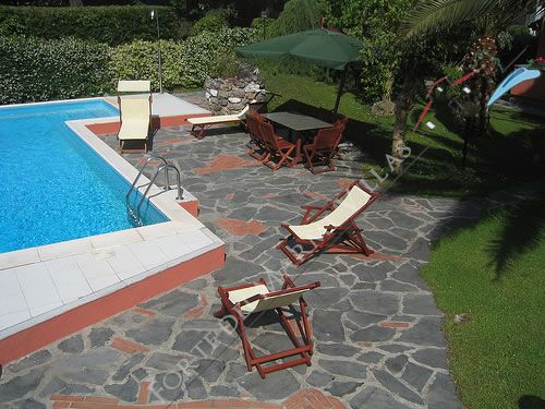 Villa Apuana : Swimming pool