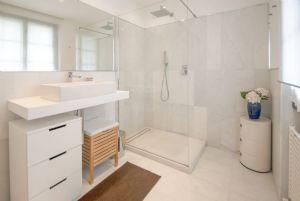 Villa Enrico  : Bagno con doccia