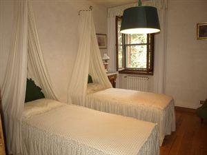 Villa del Marchese : Спальня