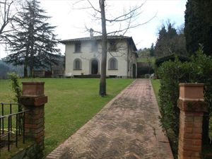 Villa del Marchese: Detached villa Camaiore