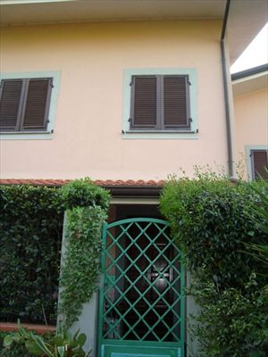 Villa Tennis  : terraced villa to rent  Forte dei Marmi
