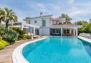 Villa  Brosio  : Вид снаружи