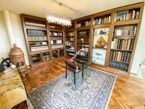 Villa Top Forte : Biblioteca