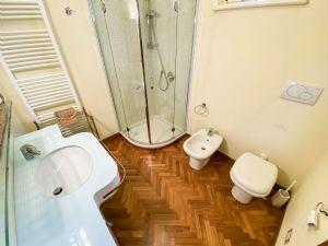 Villa Top Forte : Bagno con doccia