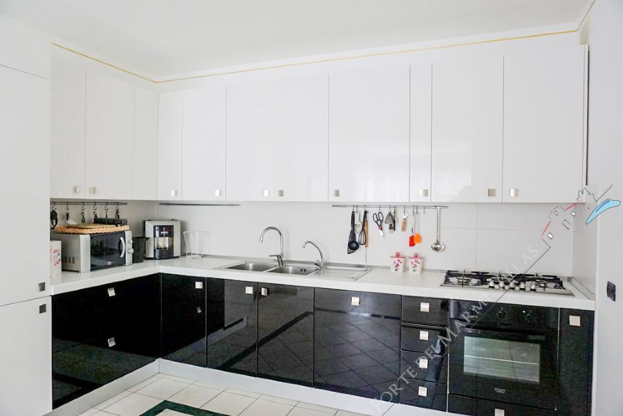Villa Romantica : Kitchen
