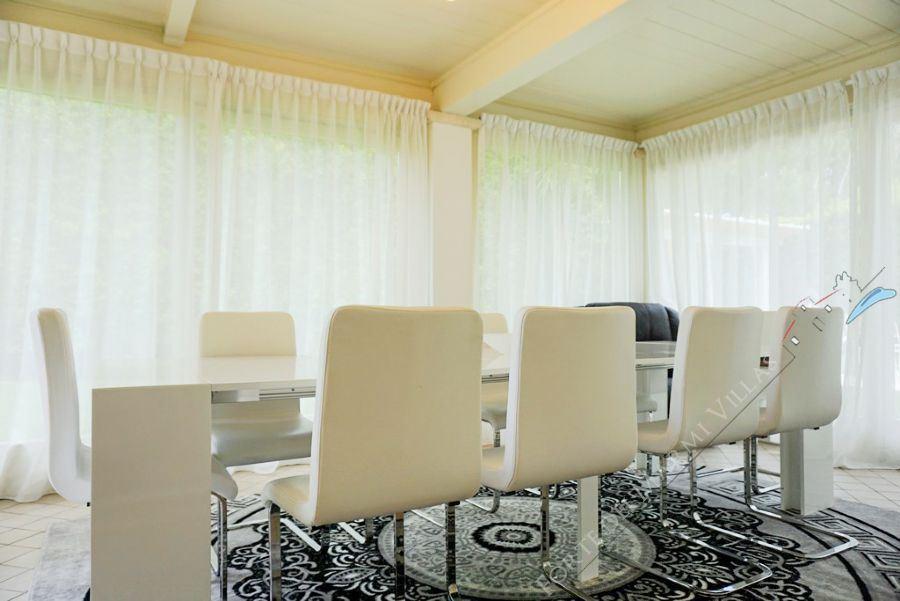 Villa Romantica : Dining room