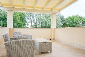 Villa Romantica : Terrazza panoramica
