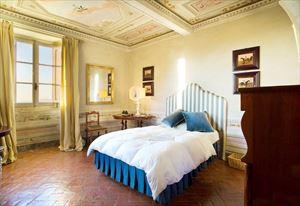 Villa Astri Vista Mare : Camera matrimoniale