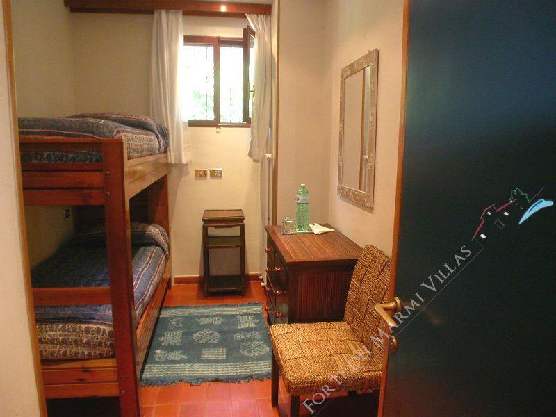 Villa Ronchi : Room