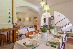 Villa Eva : Sala da pranzo