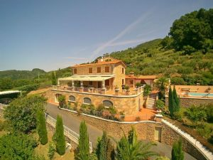 Villa Arianna : Outside view
