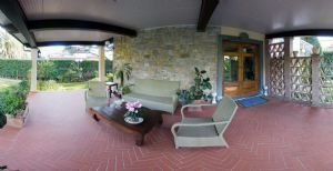 Villa dell Arte : Veranda
