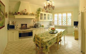 Villa dell Arte : Kitchen
