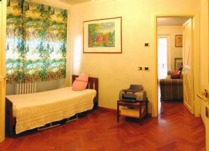 Villa dell Arte : Single room