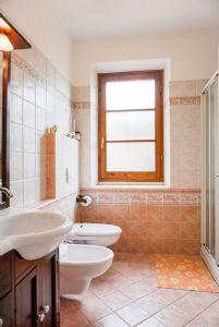 Villa Rosa : Ванная комната с душем