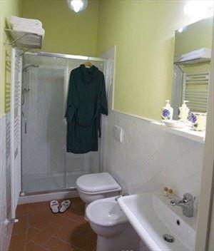 Tenuta Chianti Classico : Bathroom