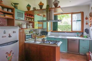 Villa Carina : Kitchen