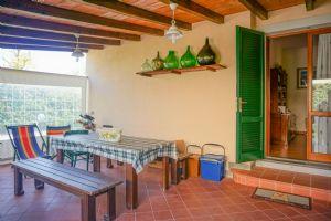 Villa Carina : Veranda