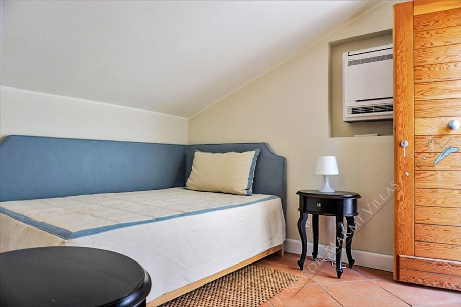 Villa Punta Ala : Single room