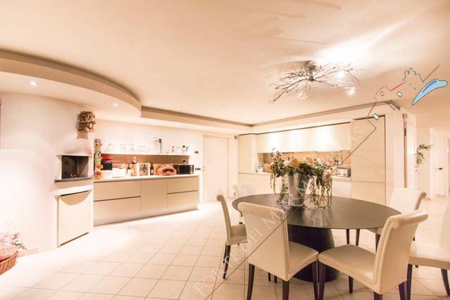 Villa Gucci : Sala da pranzo