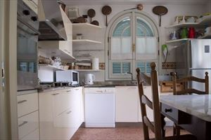 Villa Nancy : Cucina