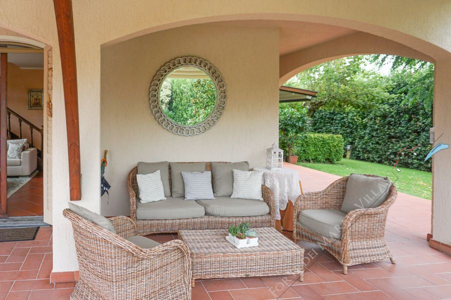 Villa Splendida : Lounge