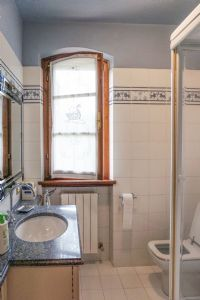 Villa Splendida : Ванная комната с душем