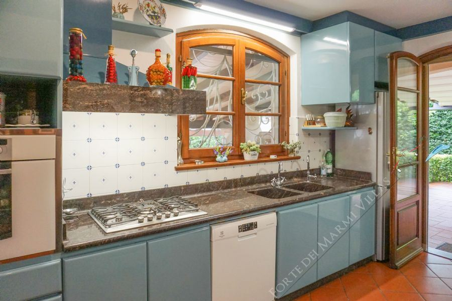 Villa Splendida : Kitchen