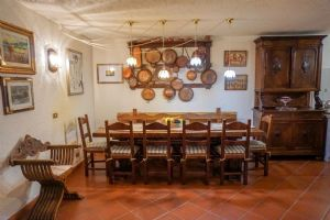 Villa Splendida : Dining room