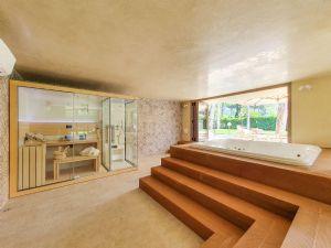 Villa Donatello : Sauna